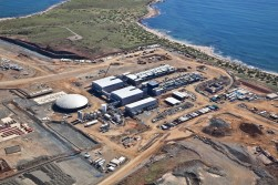 Cape Preston Desalination Plant