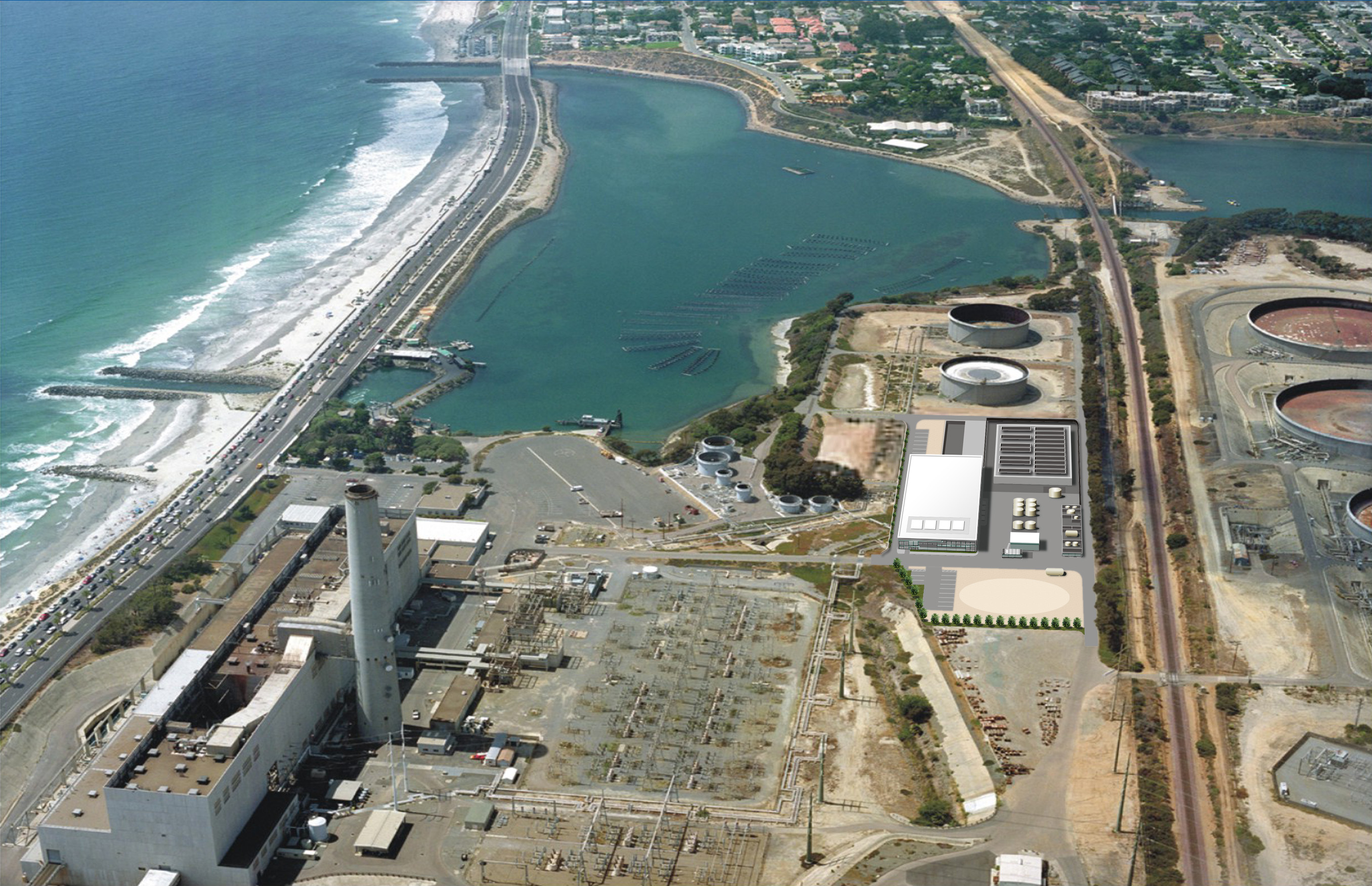 IDE Plants Shortlisted for 2 GWI Awards Desalination Deal of the