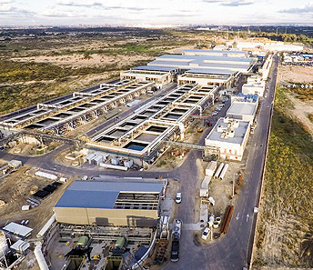 Opportunities versus challenges of Mega-Sized RO Desalination Plants