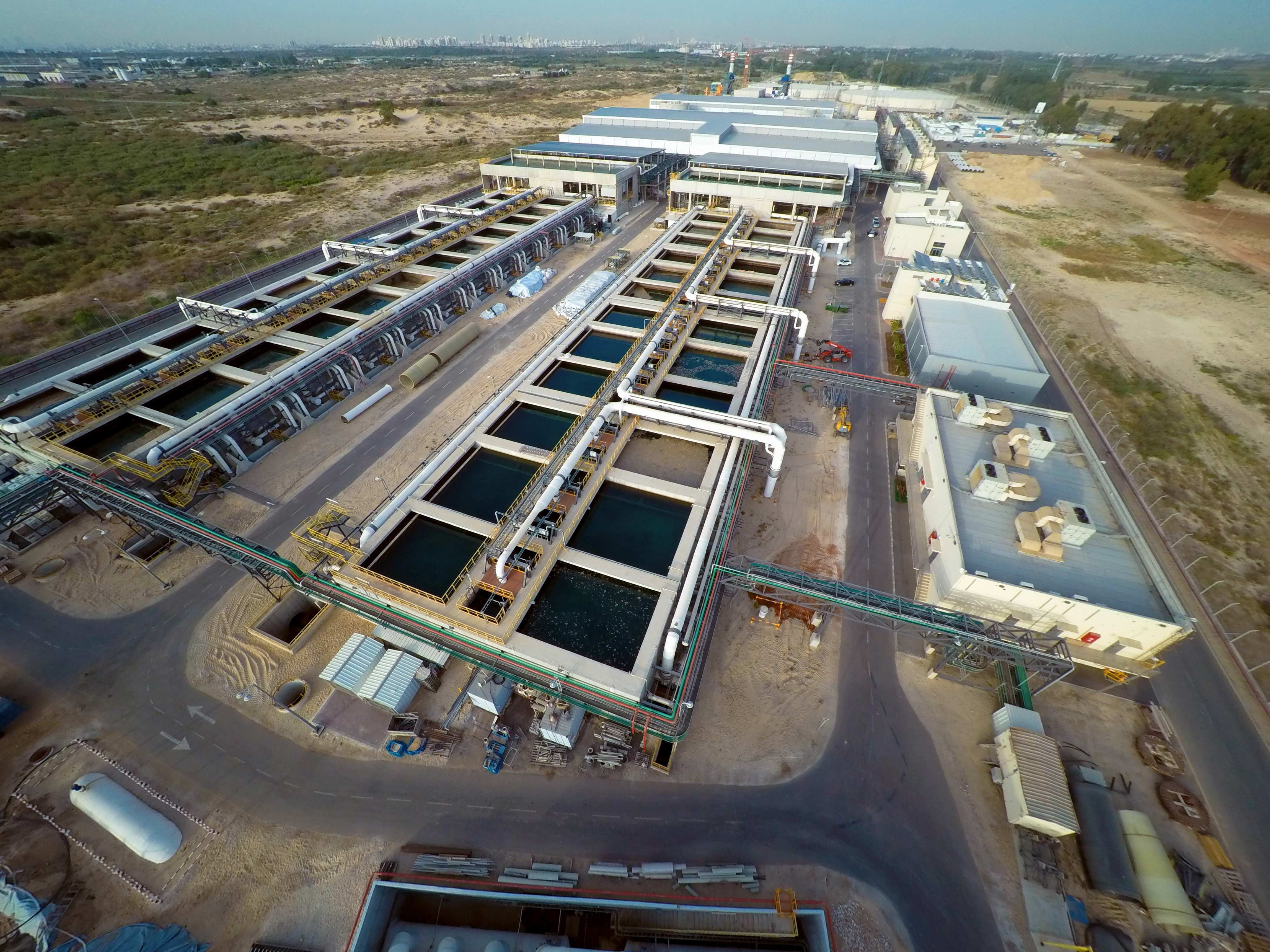 What is Desalination? | IDE Technologies